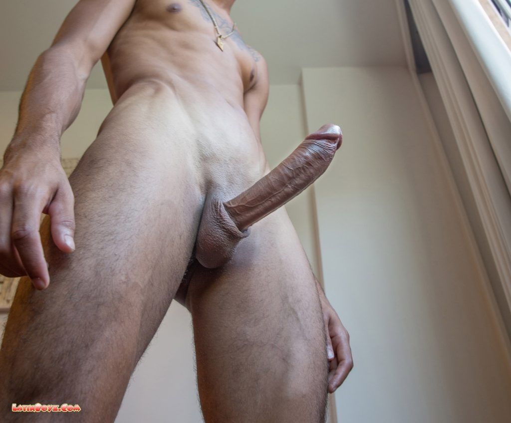 from Marquis cock gay huge latin