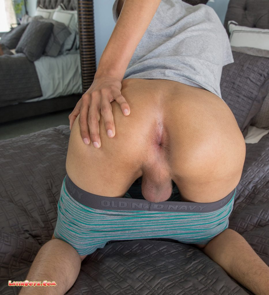 Latino twink ass