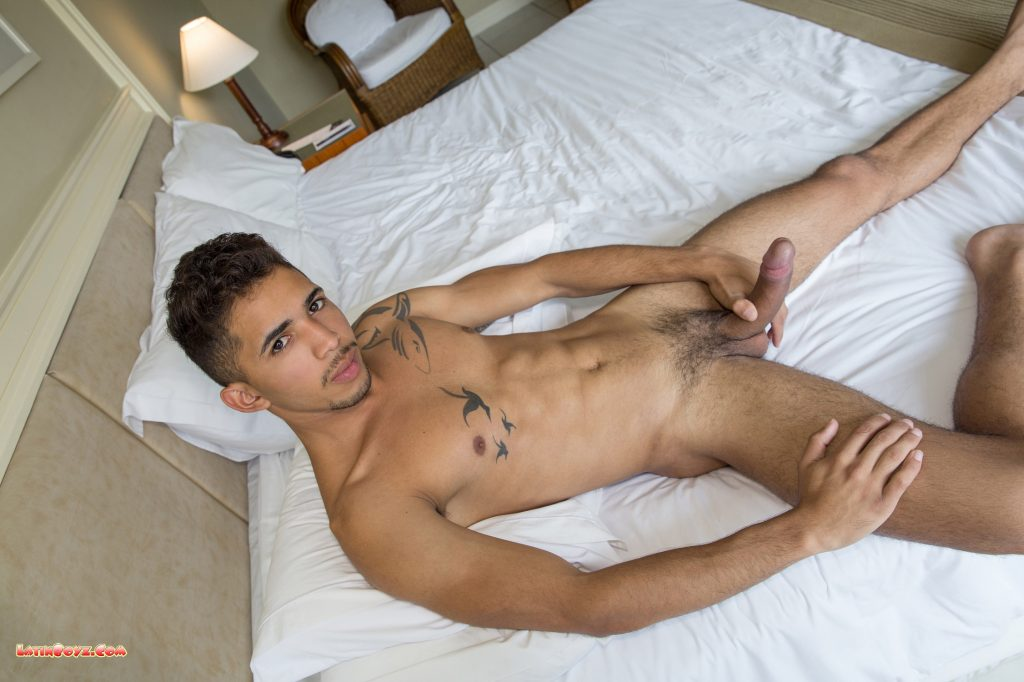 naked Brazilian men