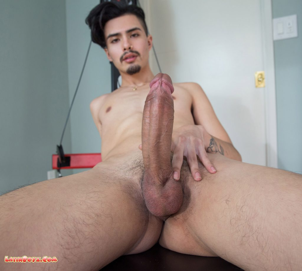 big Latino cock