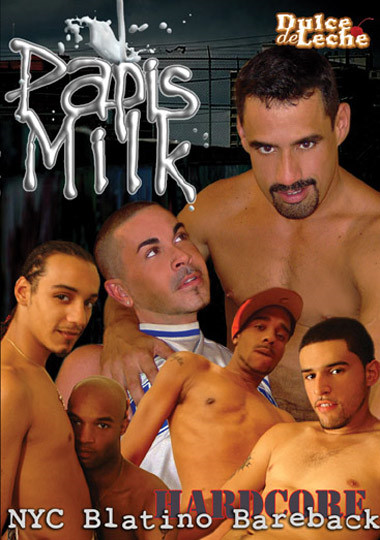Front side of Papis Milk cover
